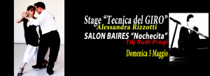 Stage Alessandra & Milonga FB