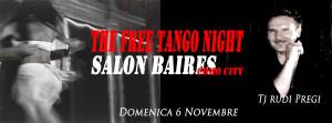 free-tango-night